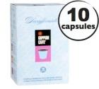 Capsules Décaféiné x10 Goppion pour Nespresso