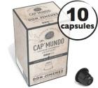 Capsules Don Jimenez x10 CapMundo pour Nespresso