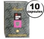Capsules Pregiato x10 Goppion pour Nespresso