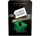Capsules Carte Noire Espresso n�6 Romantique  x10 pour Nespresso