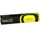 Capsules DeltaQ Delicatus delta cafés x10