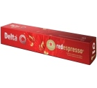 Capsules DeltaQ Red Rooibos (thé rouge) x10