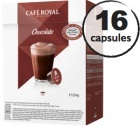 Capsules Dolce Gusto� compatibles Caf� Royal Chocolat x 16