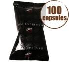 Capsules Espresso 1882 x100 (capsules FAP) - Caffè Vergnano