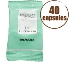 Thé Capsules FAP x40 Breakfast - Cafés RICHARD