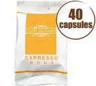 Café Capsules x40 Expresso FAP Doux - Cafés RICHARD
