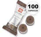 100 x Capsule illy Iperespresso Monoarabica Brazil