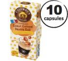 Capsules Saveur Caramel Beurre Salé Columbus Café & Co x10 pour Nespresso