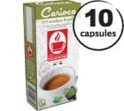 Capsules compatibles Nespresso® Carioca 100% Arabica x10