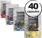 Pack d�couverte - Maison Taillefer - 40 capsules pour Nespresso