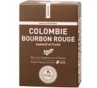 Capsules Bourbon rouge Colombie x10 Terres de Caf� Pour Nespresso