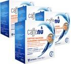 Caffenu Capsules de nettoyage pour machine Nespresso (4 boites)