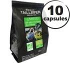 Capsules Arabica Bio du P�rou x 10 Taillefer pour Nespresso
