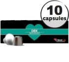 Capsules Décaffeinato x10 Cosmai pour Nespresso