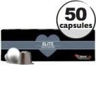 Capsules Elite x50 Cosmai Caffe pour Nespresso