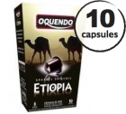 Capsules Origine Ethiopie Oquendo x10 pour Nespresso
