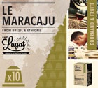 Capsules Le Maracaju Caf�s Lugat x10 pour Nespresso