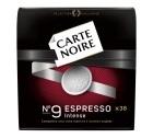 Dosettes souples n°9 Espresso Intense x 36 - Carte Noire