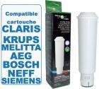 @Cartouche filtrante Filter Logic FL701 compatible Claris Krups, Melitta, Bosch, Siemens