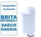 Cartouche filtrante Filter Logic FL902 compatible Saeco Brita Intenza +