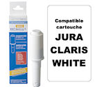 Cartouche filtrante (50L) compatible Jura BestCup s White - Water+More