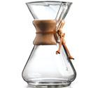 Cafetière Chemex en verre 10 tasses