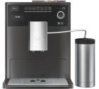Melitta Caffeo Ci Anthracite E970-205 + Pot à lait inox SST StartPack