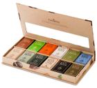 Boîte découverte 24 mini tablettes assorties (12 goûts) - Café-Tasse