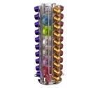 Porte capsules Nespresso® rotatif CupCap 40 capsules + 6 tasses porcelaine - Tavola Swiss