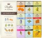 Coffret 27 tablettes de 9 saveurs - Dolfin