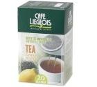 Thé dosettes souples Thé Citron Citron Vert x20 - Café Liegeois