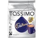 Dosette Tassimo Cadbury Chocolat - 8 T-Discs