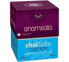 Coffret de 10 doses Pr�paration Cha� Latte Coccon Vanille - Monbana