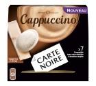 Dosettes souples Cappuccino x7 - Carte Noire