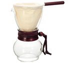 Drip Pot Hario DPW-1 tissu 2 tasses