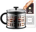 @Théière à Piston Eileen Tea Press 1.5l - Bodum
