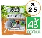 Dosette    caf� bio d�caf�in� x 25 dosettes ESE