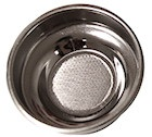 Filtre simple 1 tasse 57mm pour machine expresso Ascaso