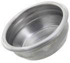 Filtre simple 2 tasses 58 mm pour machine expresso Lelit