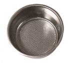 Filtre pressurisé 1 ou 2 tasses 57 mm pour machine expresso Lelit