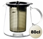 Tea Control - Th�i�re 80cl + filtre intelligent - Finum