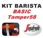 Kit Barista Basic TAMPER58 By Segafredo