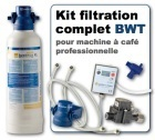 Kit de filtration complet pour machine � caf� professionnelle - BWT