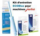 Kit Entretien ECO pour Jura - Compatible Claris Blue