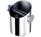 Knock Box 11cm en acier inoxydable 18/10 - Motta