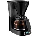 Cafetière filtre Melitta Easy timer 1010-14 noire + offre cadeaux