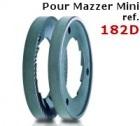 Meules Mazzer 182D pour moulin à café Mazzer Mini