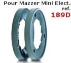 Meules Mazzer 189D pour moulin à café Mazzer Mini Electronique