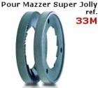 Meules Mazzer 33M pour moulin à café Mazzer Super Jolly