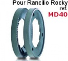 Meules Rancilio MD40 pour moulin à café Rancilio Rocky